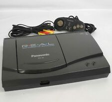 """3DO REAL FZ-10 Console System Ref 4LKSA86457 Tested Panasonic JAPAN Game """"NTSC-J"""