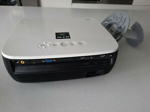Sony VPL-ES4 LCD Projector with ceiling mount