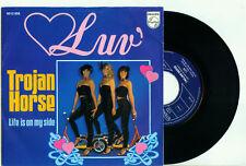 "LUV Trojan Horse (1978 HOLLAND PS NEAR MINT VINYL SINGLE 7"") Patty Brard"