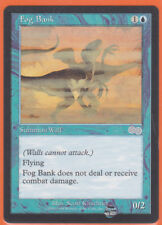 MTG 1 x Urza's Saga Uncommon  FOG BANK  (75/350)  Flying Creature Never Played