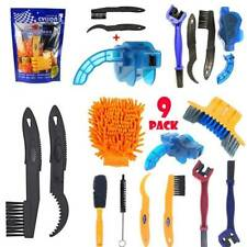 2pcs Bicycle Chain Cycling Cleaning Brushes Wash Tool Kit for Mountain Bike