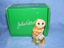 John Beswick Tawny Owl Bird JBB37 Collectable Ornament Present Gift Birthday NEW