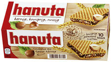 FERRERO Germany - Hanuta - 1 pack = 10 pcs