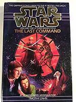 Last Command Hardcover Timothy Zahn