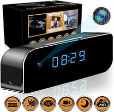 ICU Wireless Camera Clock   Motion Detection Alarm Clock