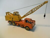 DINKY SUPERTOYS  Coles Mobile crane # 972