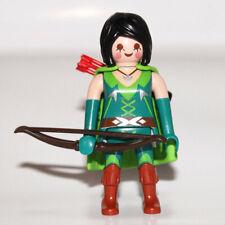 Playmobil femme archer des bois S5
