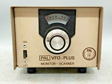 PAL VFO PLUS MONITOR SCANNER  MODEL D  / 23.440 frequency