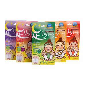PACK OF 30PCS Japan Kinomegumi Natural Tree Sap Soothing Foot Detox Patch Pad