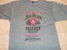 JIM BEAM bourbon rare promotional t-shirt Men's Large super soft
