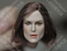 "GACTOYS 1/6 scale head sculpt similiar to Keira Knightley GC007C fit 12"" figure"