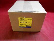 Square D Jdl36175 Circuit Breaker 3-Pole 175 Amp 600V/50-60Hz - New In Box