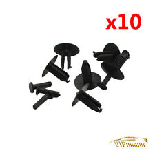 10X Bumper Trim Door Sill Rivet Clip Retainer 51118174185 For BMW E38 E39 E46
