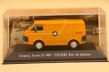 1:43 Altaya Gurgel Itaipu E400 Telerj Rio De Janeiro Toy Car Diecast Models Auto