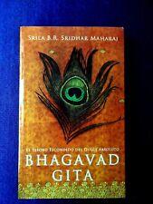 LIBRO ESPIRITUALIDAD TEXTO SAGRADO HINDUISTA BHAGAVAD GITA. SRILA B.R. SRIDHAR