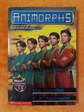 The Familiar #41 ANIMORPHS (K.A. Applegate, 2000) Paperback Book