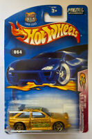 2003 Hotwheels WRC Ford Escort Cosworth Rally! MOC! VERY RARE!