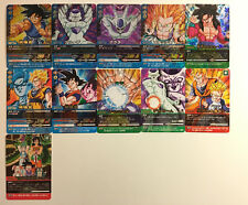 Data Carddass Dragon Ball Z 2 Full Set PART 3 25/25