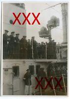 KREUZER KARLSRUHE - orig. Foto, 12,4x17,4cm, Abschiedskonzert, Mai 1930