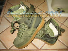 Nike SF AF1 Air Force 7.5 Fragment SP Boot Special Field Faded Olive NikeLab