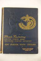 Basic Training US Army Yearbook Fort Jackson SC Carolina 1959 Vietnam