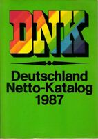 DNK Briefmarken Katalog Deutschland