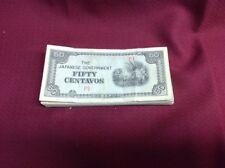 50-50 Centavos Notes