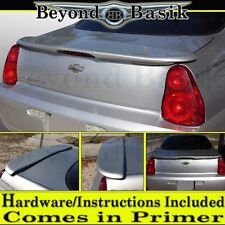 2000-2007 Chevy Monte Carlo Factory Style Spoiler Wing Trunk Fin PRIMER