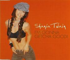 Maxi CD - Shania Twain - I'm Gonna Getcha Good! - #A2402