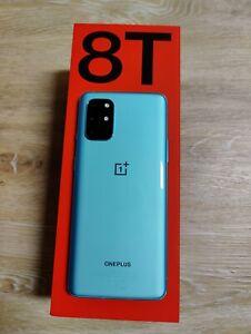 OnePlus 8T KB2001 5G Dual  SIM 8GB Ram 128GB Rom - Aquamarine Green