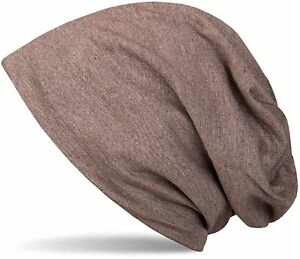 New Trendy Unisex Mens Womens Chic Baggy Beanie Slouchy Hat Skull Free P&P UK