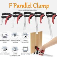 Woodworking F Clamp 120° Quick Ratchet Grip Hand Tool DIY