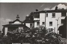 Cumbria Postcard - Brantwood - Coniston - Ref 15962A