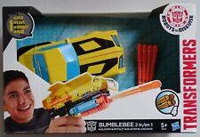 HASBRO® B1521 Transformers Robots in Disguise Bumblebee 1-Step Blaster
