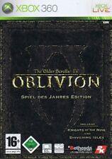 The Elder Scrolls IV: Oblivion Xbox 360 (juego del año Edition)