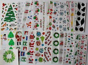 Mrs. Grossman sticker sheet You Choose - Christmas Holiday Winter C