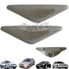 Seitenblinker Blinkleuchte weiss rechts+links Set Satz Paar Ford Focus Mondeo