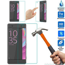 For Sony Xperia XA1 Plus XZP XZS XP 3D Curved Tempered Glass Screen Protect Film
