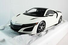 Acura NSX 130R Weiß / White Carbon Fiber Package ( LHD ) TSM 1:12 TSM161202