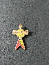 Hard Rock Cafe Pin Badge - Pin Me Up Lanyard