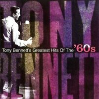 NEW Tony Bennett's Greatests Hits Of The 60's (Audio CD)