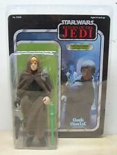 "2017 ROTJ LUKE SKYWALKER JEDI KNIGHT GENTLE GIANT 12"" RETRO JUMBO ACTION FIGURE"