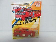 Marz Kars Fire Engines E.R.F. Fire Tender