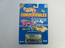 1991 Hot Wheels Convertables Wreckers Fab Cab with tampo error, 20 speed points