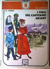 I figli del capitano Grant - Giulio Verne - Topobiblo, n.9 - AMZ, 1975 - L