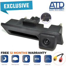 Direct Fit Boot Handle Rear Reversing Reverse Camera For Audi A3 S3 A4 A5 A6 A7