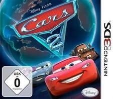 Nintendo 3DS Disney Pixar Cars 2  Deutsch Top Zustand
