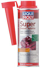 SUPER Diesel Additive Additivo Pulizia Motore DIESEL Liqui Moly 250ml