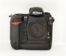 NIKON D3 PRO DIGITAL SLR 12.1 MP CAMERA - USED. (PLEASE SEE ACTUAL ITEM PHOTOS}