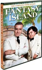 Fantasy Island Season Three 0826663136401 With Ricardo Montalban DVD Region 1